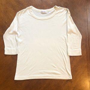 Fresh Produce Janey 3/4 length shirt